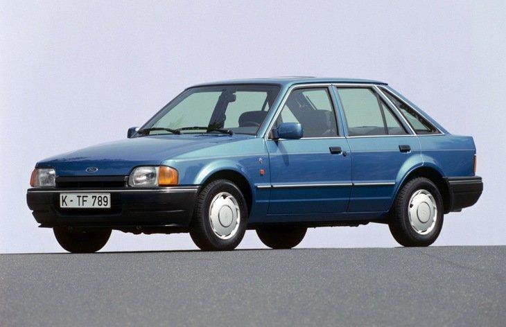 Форд Эскорт 1.1, 1.3, 1.4, 1.6, 1.8, 2.0 расход топлива. Норма и реальные отзывы