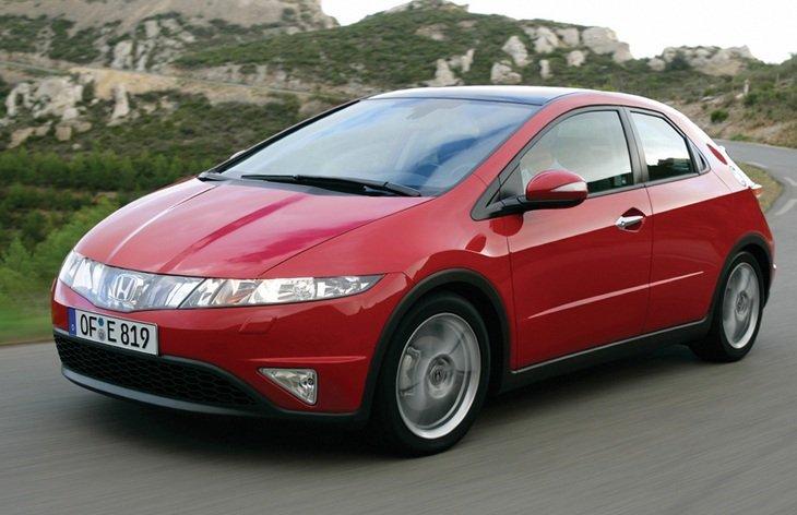 Хонда Цивик 1.0, 1.3, 1.4, 1.5, 1.6, 1.7, 1.8, 2.0, 2.2, 2.4 расход топлива. Норма и реальные отзывы
